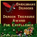Dragon Treasure Award
